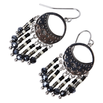 Picture of Earring Liana, silver mix