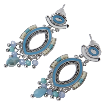 Picture of Earring Ellen, turquoise mix