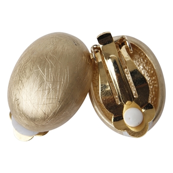 Picture of Earring (clip) Aster, gold