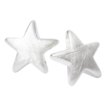 Picture of Earring Star, silver