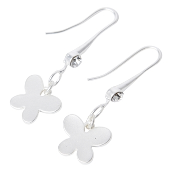 Picture of Earring Abby, silver.