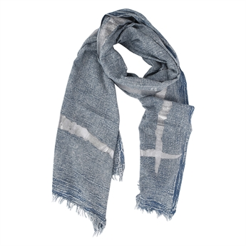Picture of Scarf Sienna, blue