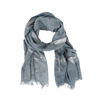 Picture of Scarf Sienna, blue mix