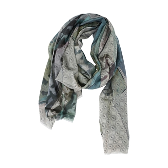 Picture of Scarf Freya, green