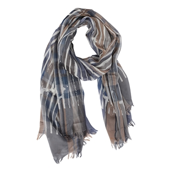 Picture of Scarf Scarlet, blue