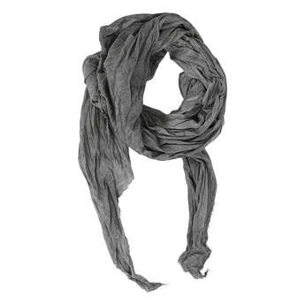 Picture of Scarf Carmen, dk grey