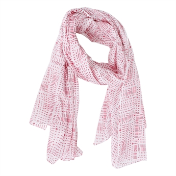 Picture of Scarf Eveline, fuchsia