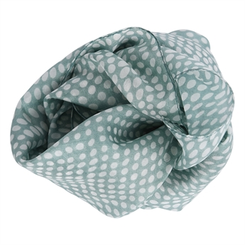 Picture of Mini scarf Honfleur, sea green