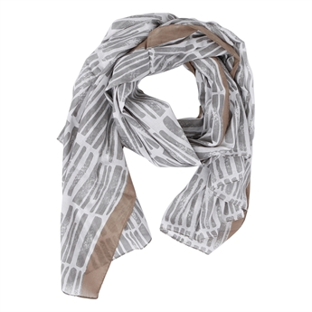 Picture of Scarf Dizzy, beige