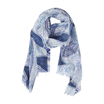 Picture of Scarf Frances, blue