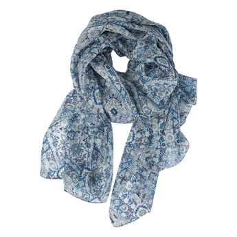 Picture of Scarf Daphne, turquoise