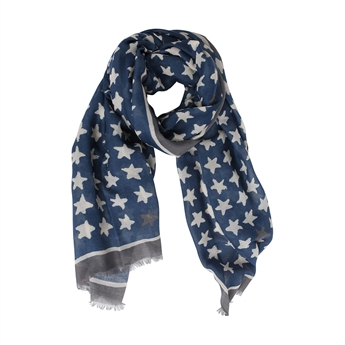 Picture of Scarf Amelia, blue
