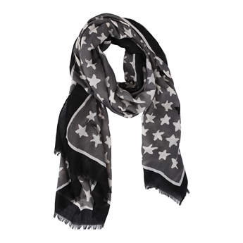 Picture of Scarf Amelia, grey