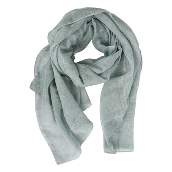 Picture of Scarf Audrey, sea green