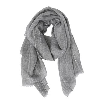 Picture of Scarf Penelope, lt grey