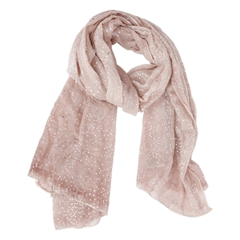 Picture of Scarf Chloe, lt pink