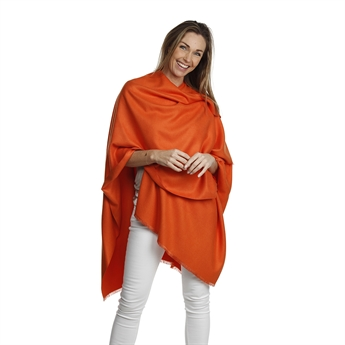 Picture of Poncho Davos, orange