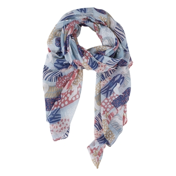 Picture of Scarf Elodie, blue