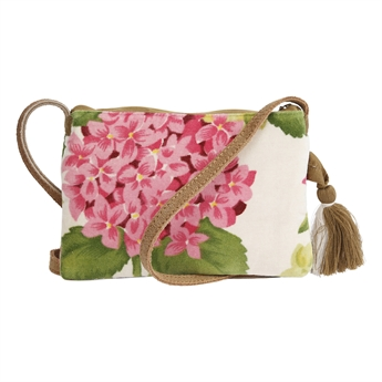 Picture of Mini shoulder bag Abigail, pink/green