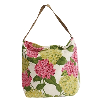 Picture of Shoulder bag Abigail, pink/green
