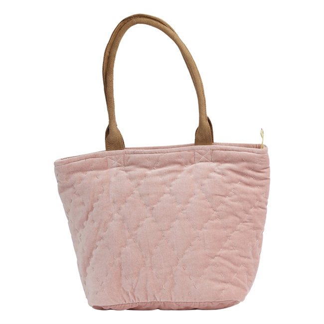 Picture of Shoulder bag (quilted) Florence, pink