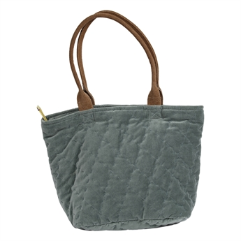 Picture of Shoulder bag (quilted) Florence, sea green