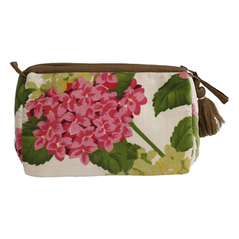 Picture of Cosmetic bag Abigail, pink/green