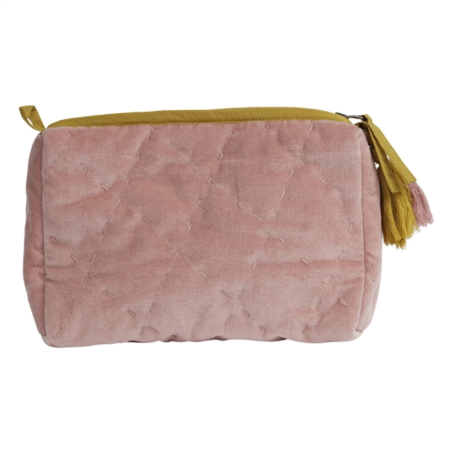 Picture of Cosmetic bag (quilted) Florence, pink