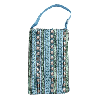 Picture of Mini bag Mabel, turquoise