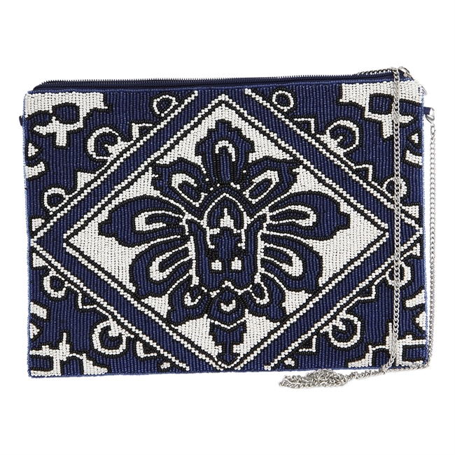 Picture of Clutch bag Jasmine, blue