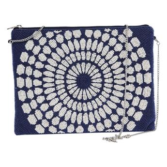 Picture of Clutch bag Tessa, blue