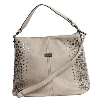Picture of Shoulder bag Violet, lt beige