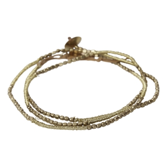 Picture of Bracelet Arianna, ant gold