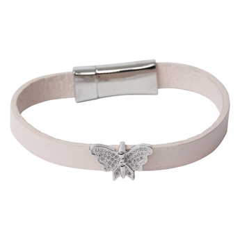 Picture of Bracelet Lulu, lt pink