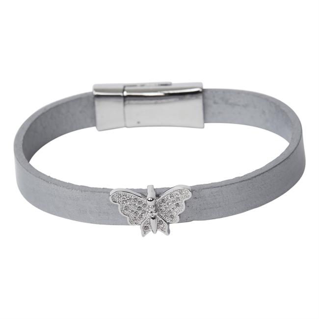 Picture of Bracelet Lulu, silver.