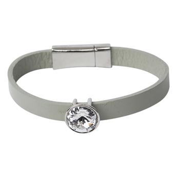 Picture of Bracelet Lilian, lt grey