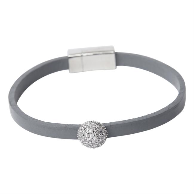 Picture of Bracelet Stephanie, grey.