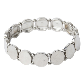 Picture of Bracelet Alba, silver