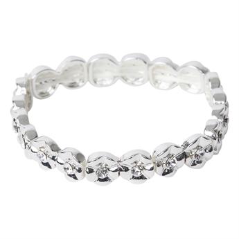 Picture of Bracelet Smaralda, silver