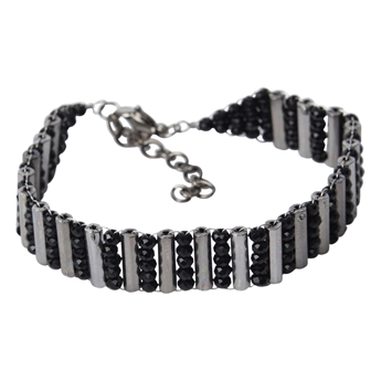 Picture of Bracelet Hana, black