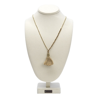 Picture of Necklace Bobbo, gold/beige