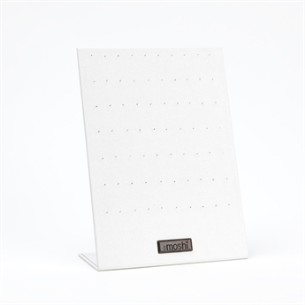 Picture of Earring display, white