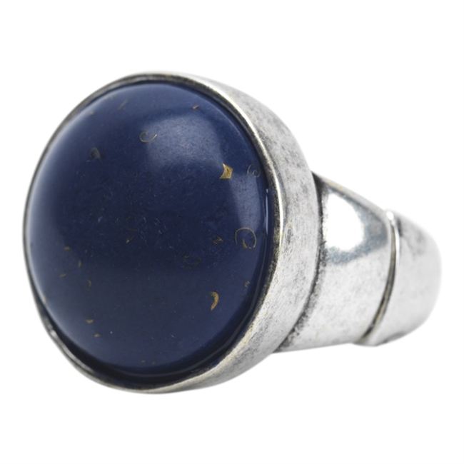 Picture of Ring Rita, blue