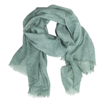 Picture of Scarf Penelope, sea green