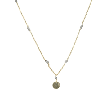 Picture of Necklace Stella, gold plated