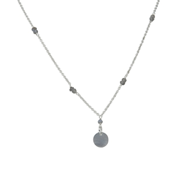 Picture of Necklace Stella, silver
