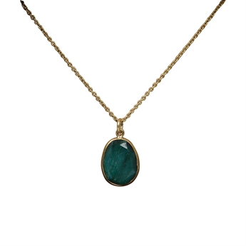 Picture of Necklace Sarah, Emerald