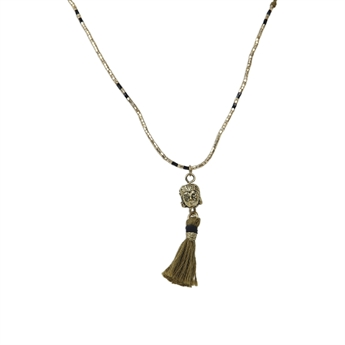 Picture of Necklace Taylor, khaki