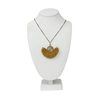 Picture of Necklace Lena, mustard
