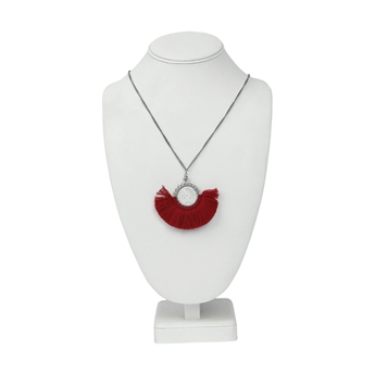 Picture of Necklace Lena, red